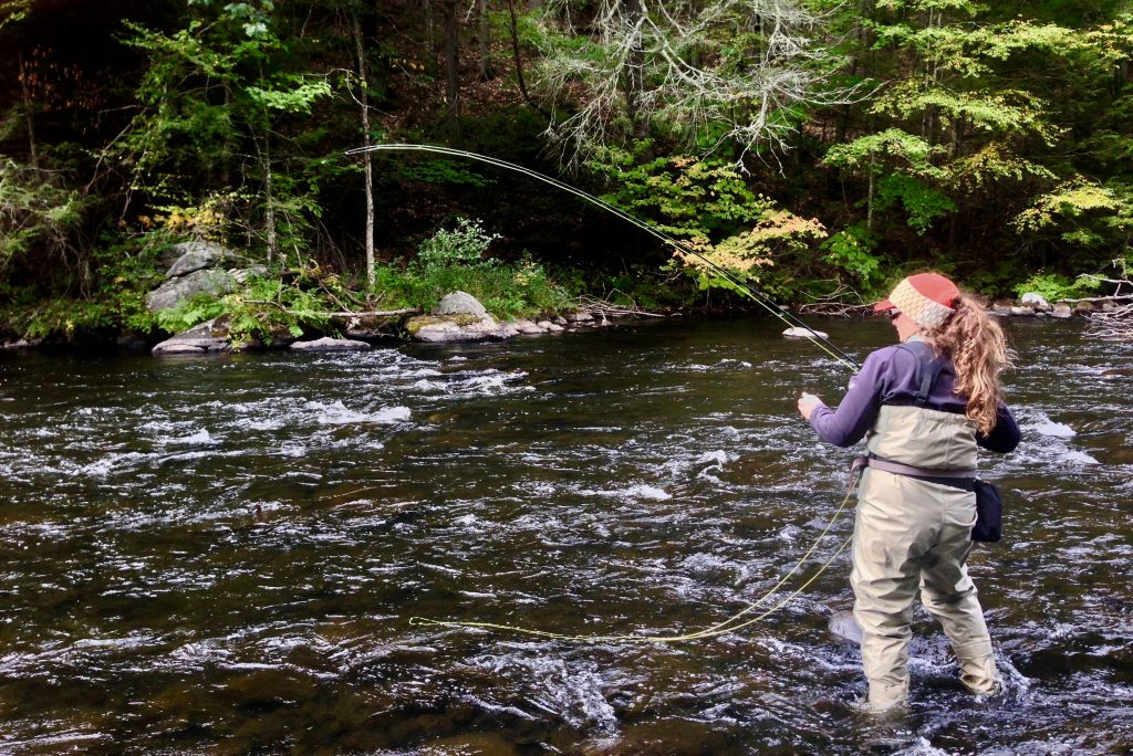 Fly fishing connecticut new england trout mad fisher for Farmington river fishing