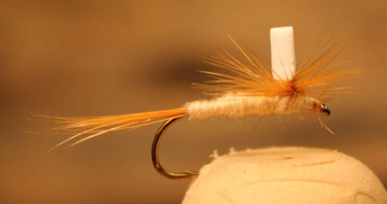 Parachute Mayfly Dry Fly