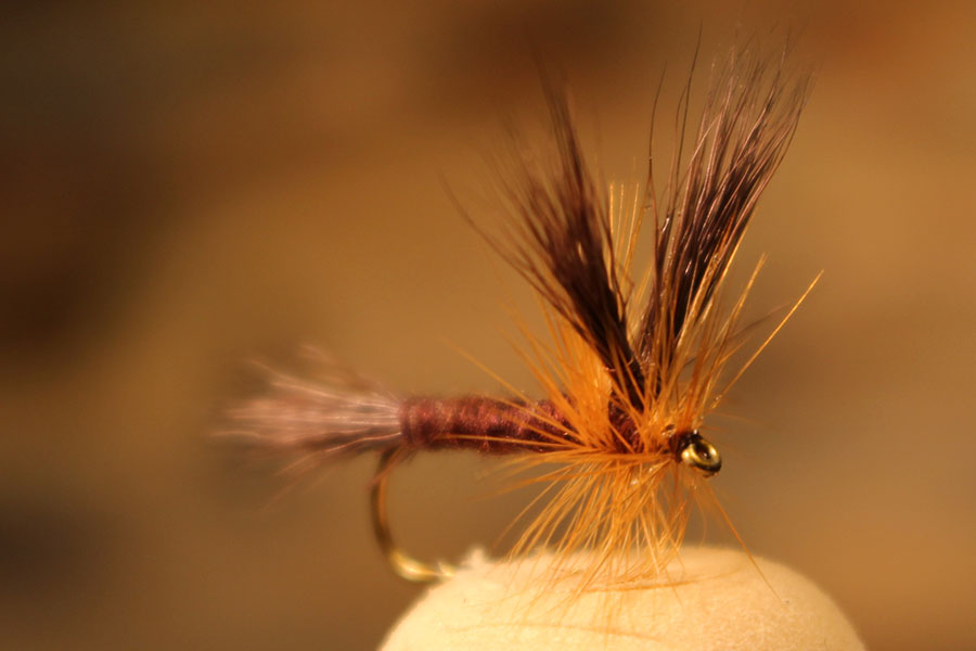 Split Wing Mayfly Dry Fly